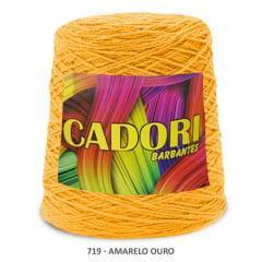 Barbante Cadori Amarelo Ouro Nº6 719 700 g