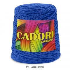 Barbante Cadori Azul Royal 751 N°8 700 g