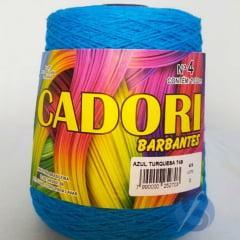 Barbante Cadori Azul Turquesa Nº6 749 700 g