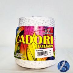 Barbante Cadori Branco Nº6 700 700 g