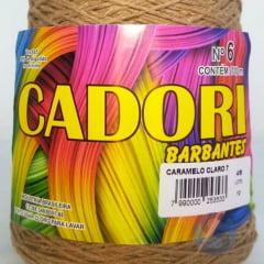Barbante Cadori Caramelo Claro Nº6 7 700 g