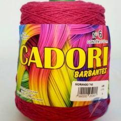 Barbante Cadori Morango Nº6 743 700 g