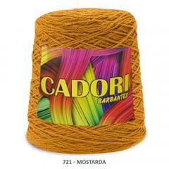 Barbante Cadori Mostarda 721 N°8 700 g
