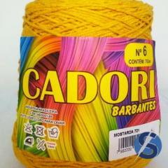 Barbante Cadori Mostarda Nº6 721 700 g