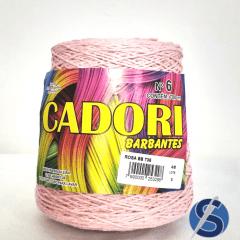 Barbante Cadori Rosa Bebê  Nº6 735 700 g