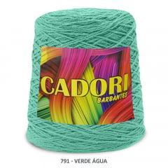 Barbante Cadori Verde Água 791 N°8 700 g