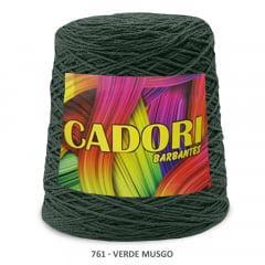 Barbante Cadori Verde Musgo 761 N°8 700 g