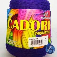 Barbante Cadori Violeta Nº6 733 700 g