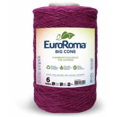 Barbante EuroRoma Nº6  Bordô 1,800 KG