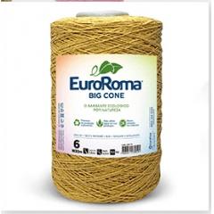 Barbante EuroRoma Nº6 Mostarda 1,800 KG