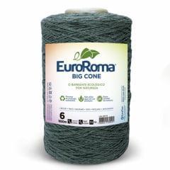 Barbante EuroRoma nº6 Colors 1,8kg Verde Militar