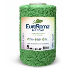 Barbante EuroRoma nº6  Verde Limão