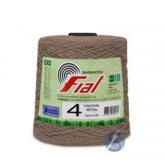 Barbante Fial 34 Chocolate nº4 700gr
