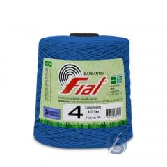 Barbante Fial 59 Azul Royal nº4 700gr
