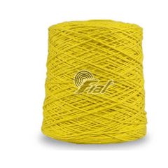 Barbante Fial  Amarelo Ouro nº6 700g