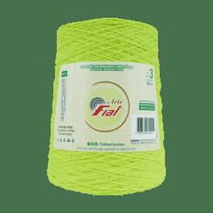 Barbante Fial Arte 42 Verde Neon nº3 370gr