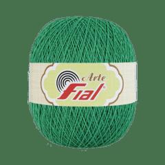 Barbante Fial Arte nº2 Verde Bandeira 47 300gr