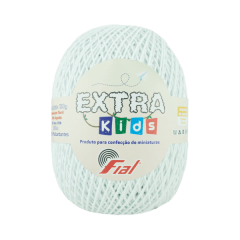 Barbante Fial Extra Kids 03 Branco 130g