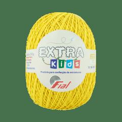 Barbante Fial Extra Kids 14 Amarelo Ouro 130g