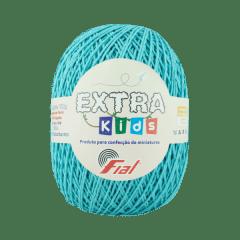 Barbante Fial Extra Kids 53 Azul Claro 130g
