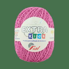 Barbante Fial Extra Kids 71Rosa 130g