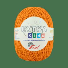 Barbante Fial Extra Kids 75 Laranja 130g