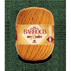 Barbante Barroco Maxcolor nº6 7207 Âmbar 400g