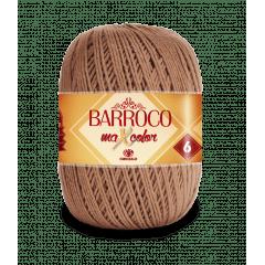 Barbante Barroco Maxcolor nº6 7603 Castor 400g