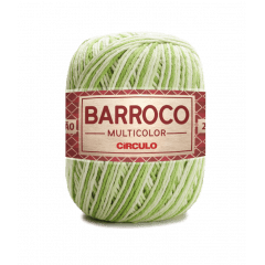 Barroco Multicolor nº6 9384 Greenery