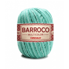 Barroco Multicolor nº6 9440 Quartzo Verde 400gr