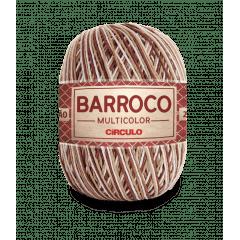 Barbante Barroco Multicolor nº6 9687 Caravela 400g