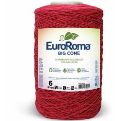 Barbante EuroRoma nº6 Vermelho