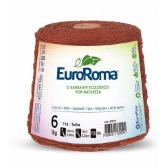 Barbante EuroRoma nº6 Telha 600gr