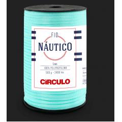 Fio Náutico 2676 Verde Candy 500 Gr