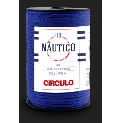 Fio Náutico 2829 Azul Bic 500 Gr