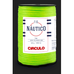 Fio Náutico 5203 Greenery 500 Gr