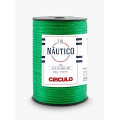 Fio Náutico 5767 Verde Bandeira 500 Gr