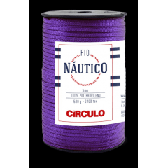 Fio Náutico 6290 Purpura 500 Gr