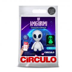 Kit Amigurumi Círculo E.T