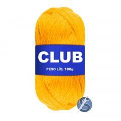 Lã Club Pingouin 204 Amarelo Ouro 100gr