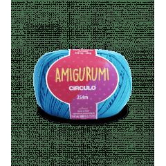 Linha Amigurumi 2194 Turquesa 254 m