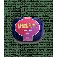 Linha Amigurumi 2856 Anil Profundo 254 m