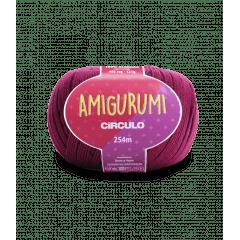 Linha Amigurumi 3154 Vinho 254 m