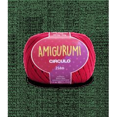 Linha Amigurumi 3611 Rubi 254m
