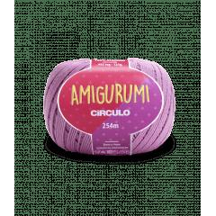 Linha Amigurumi 6161 Violeta 254 m