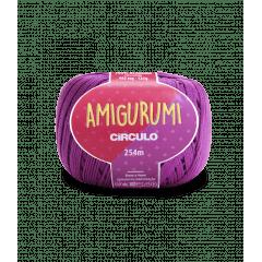 Linha Amigurumi 6614 Alfazema 254 m