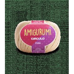 Linha Amigurumi 7564 Porcelana 254 m