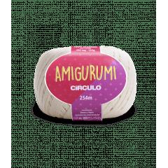 Linha Amigurumi 8176 Off White 254 m