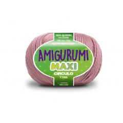 Linha Amigurumi Maxi 3201 Camafeu 114 m