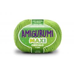Linha Amigurumi Maxi 5203 Greenery 114 m